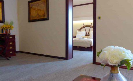 Senior Suite hotel Nautica Novigrad