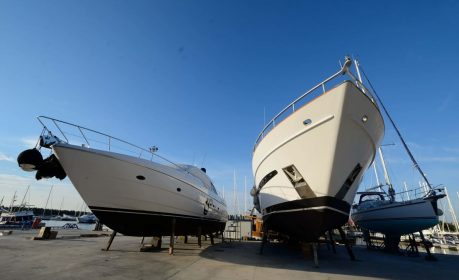 Marina Nautica Dry Dock