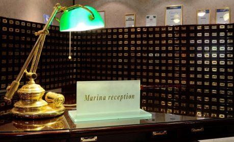 Marina Nautica recepcija