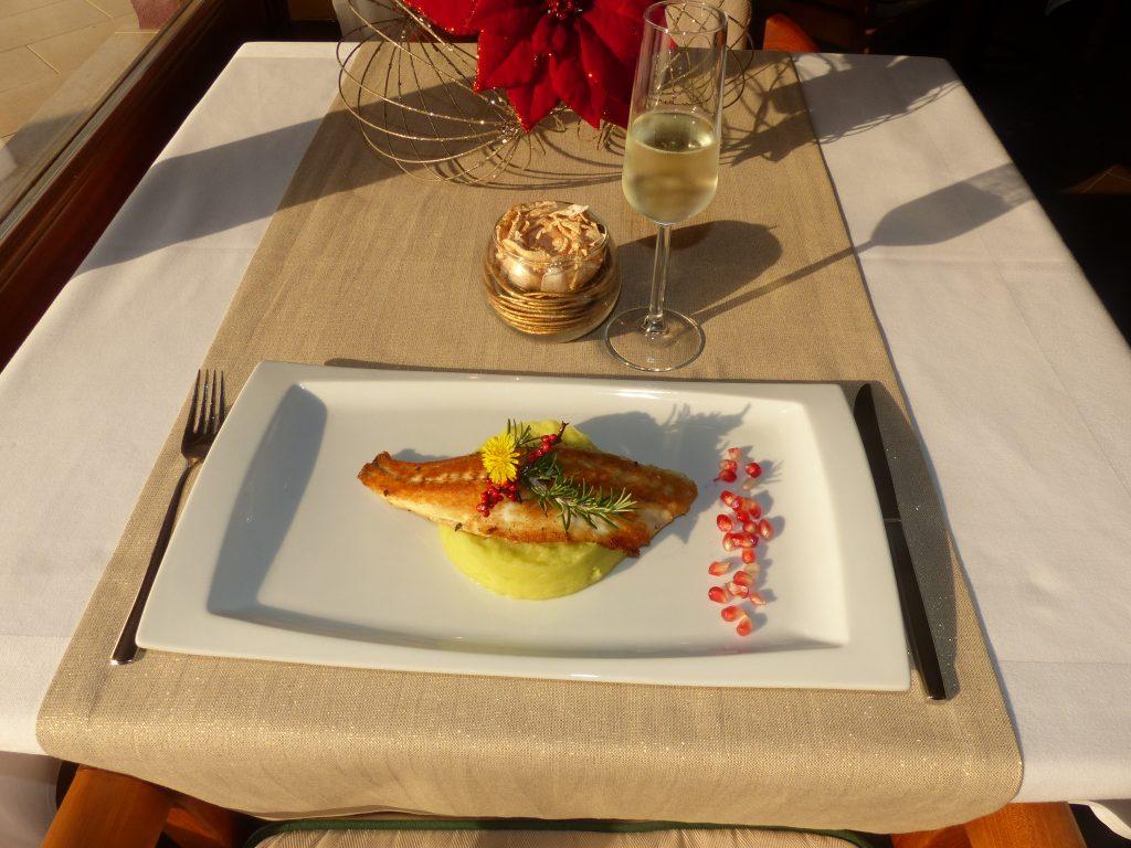 capodanno ristorante Navigare