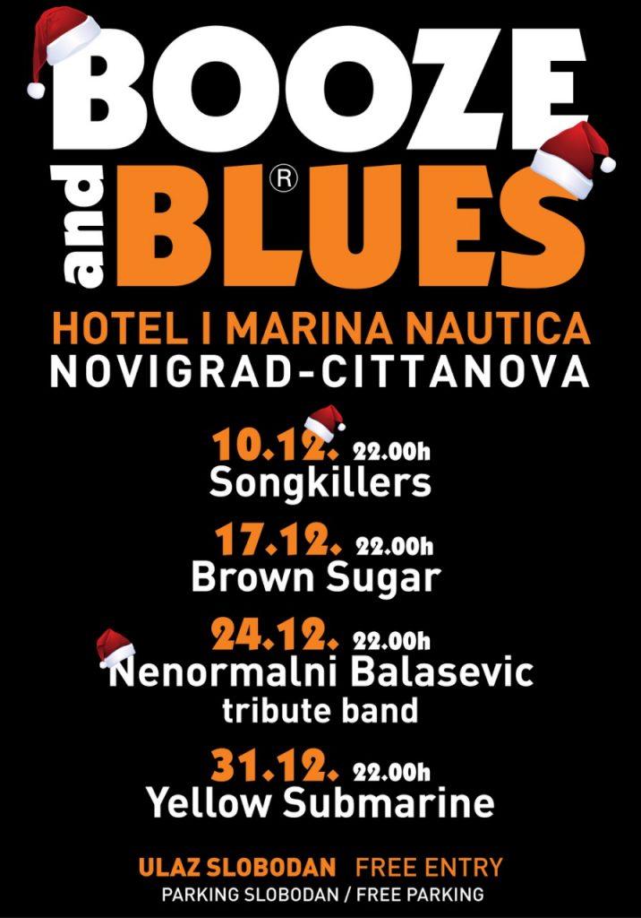 Booze & Blues Bar