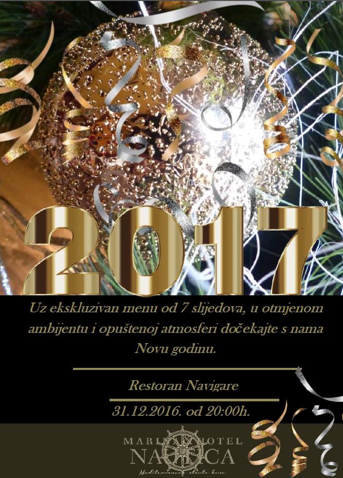 Silvester im Restaurant Navigare