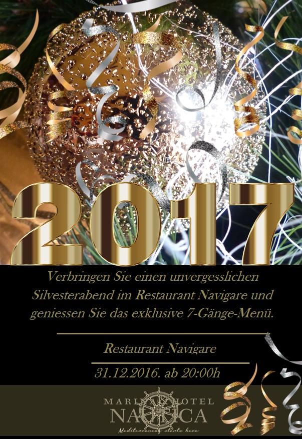 Silvester Restaurant Navigare