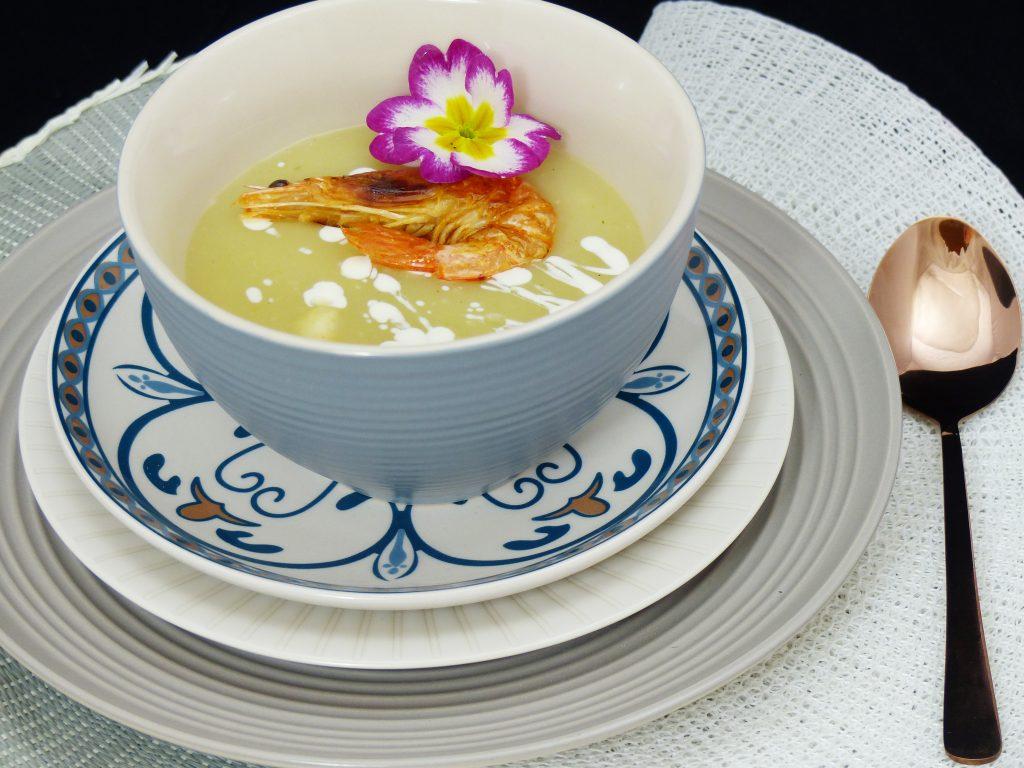 Restaurant_navigare_asparagus_cream_soup
